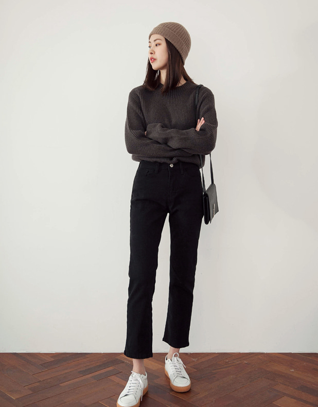 winter black pants(한정 50% DC)