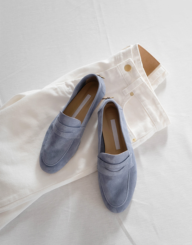 vegetable Suede Loafer