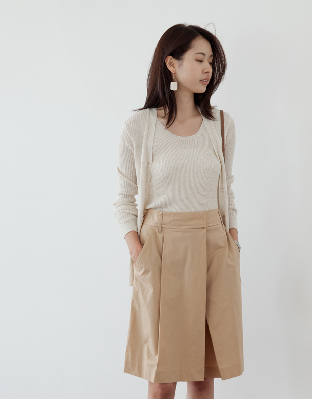 AND pleated Pants(한정 20% DC)