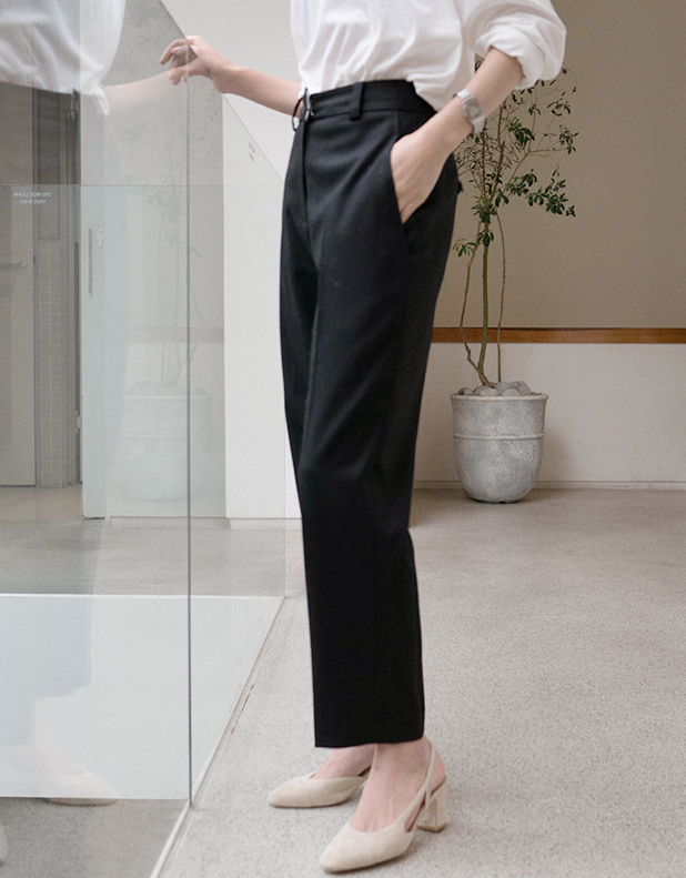 Stays Trousers_BLACK