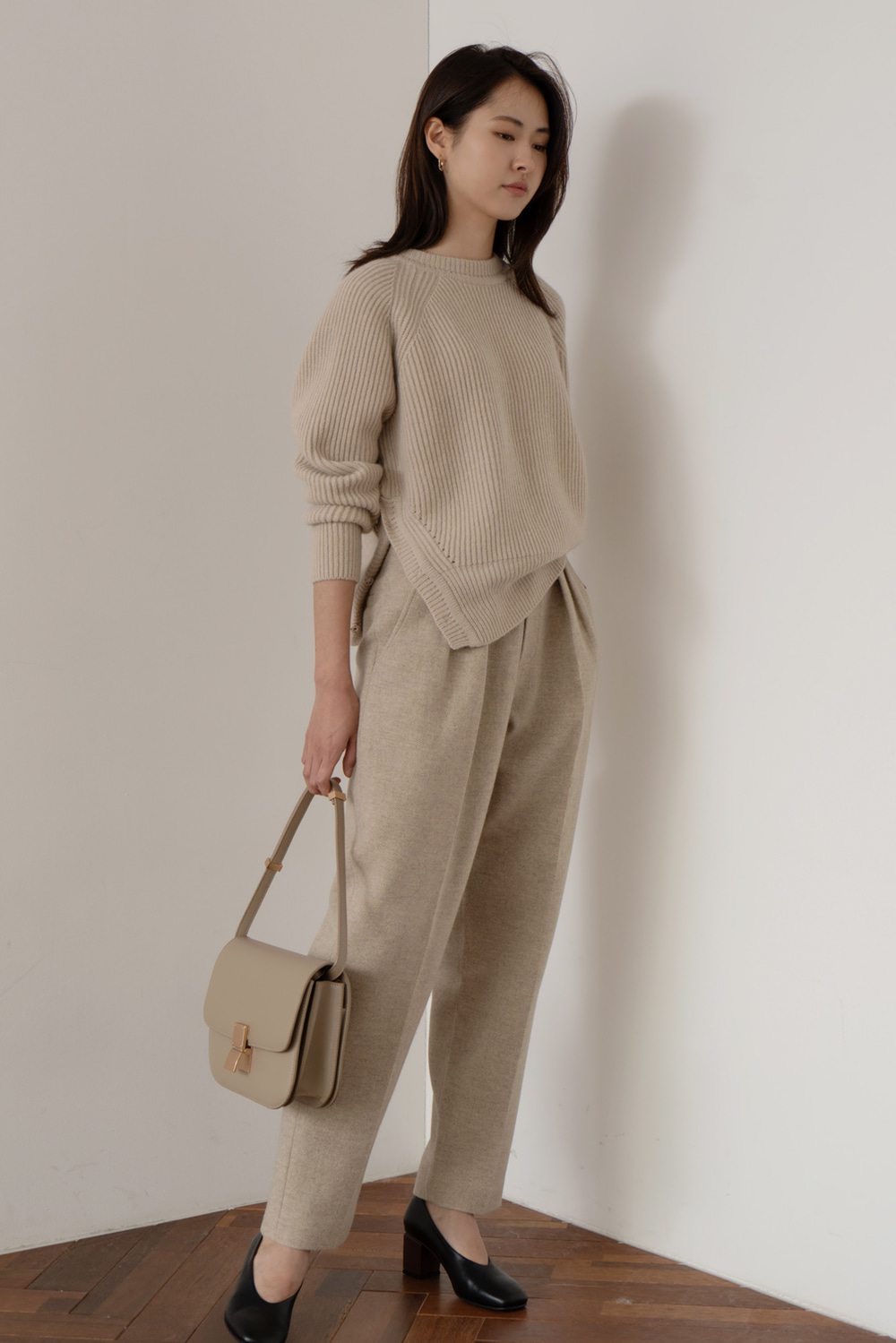 3232_Anton Wool Trousers