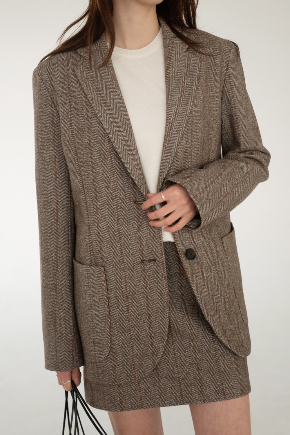 4349_Herringbone Jacket
