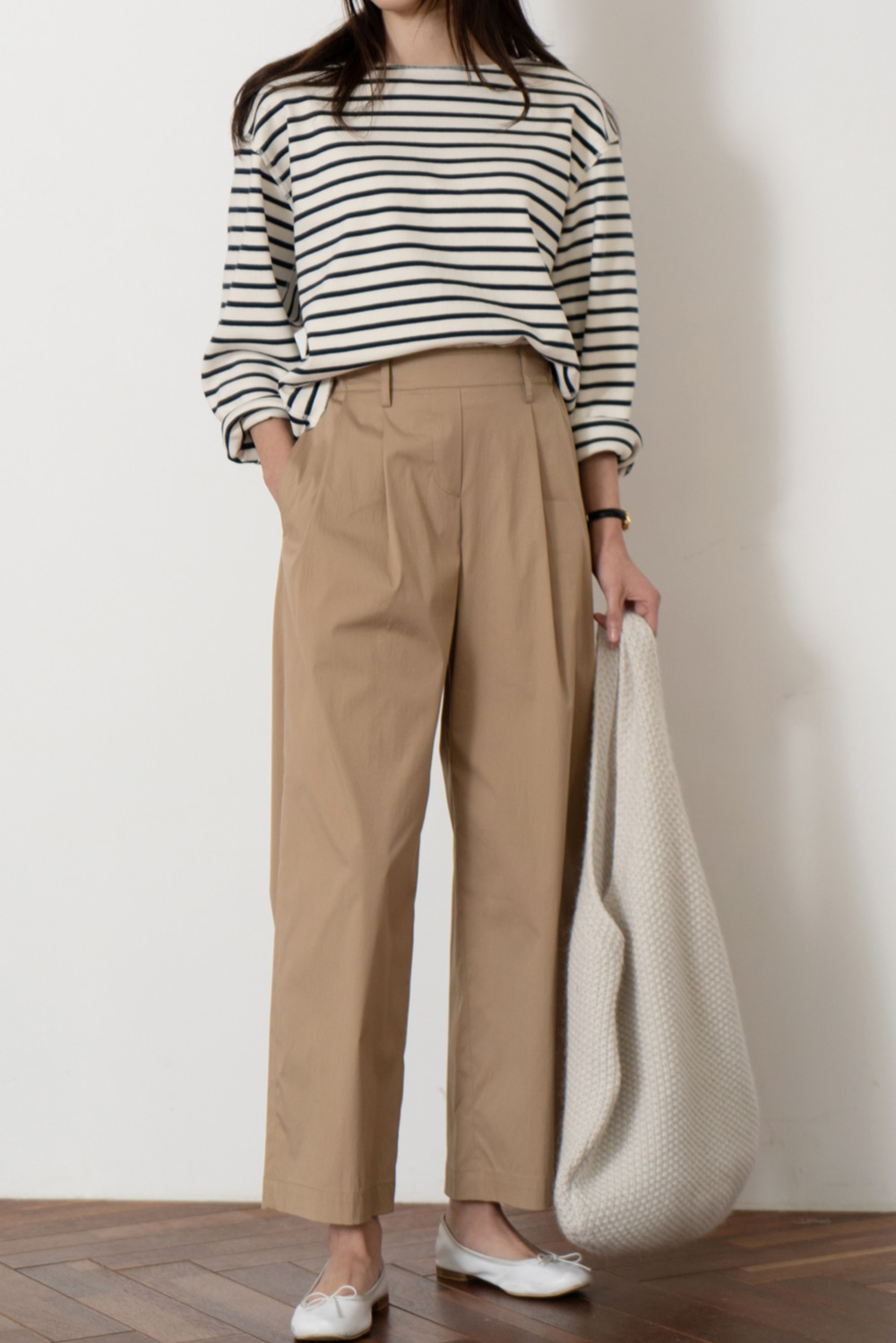 4634_Cotton Wide Pants