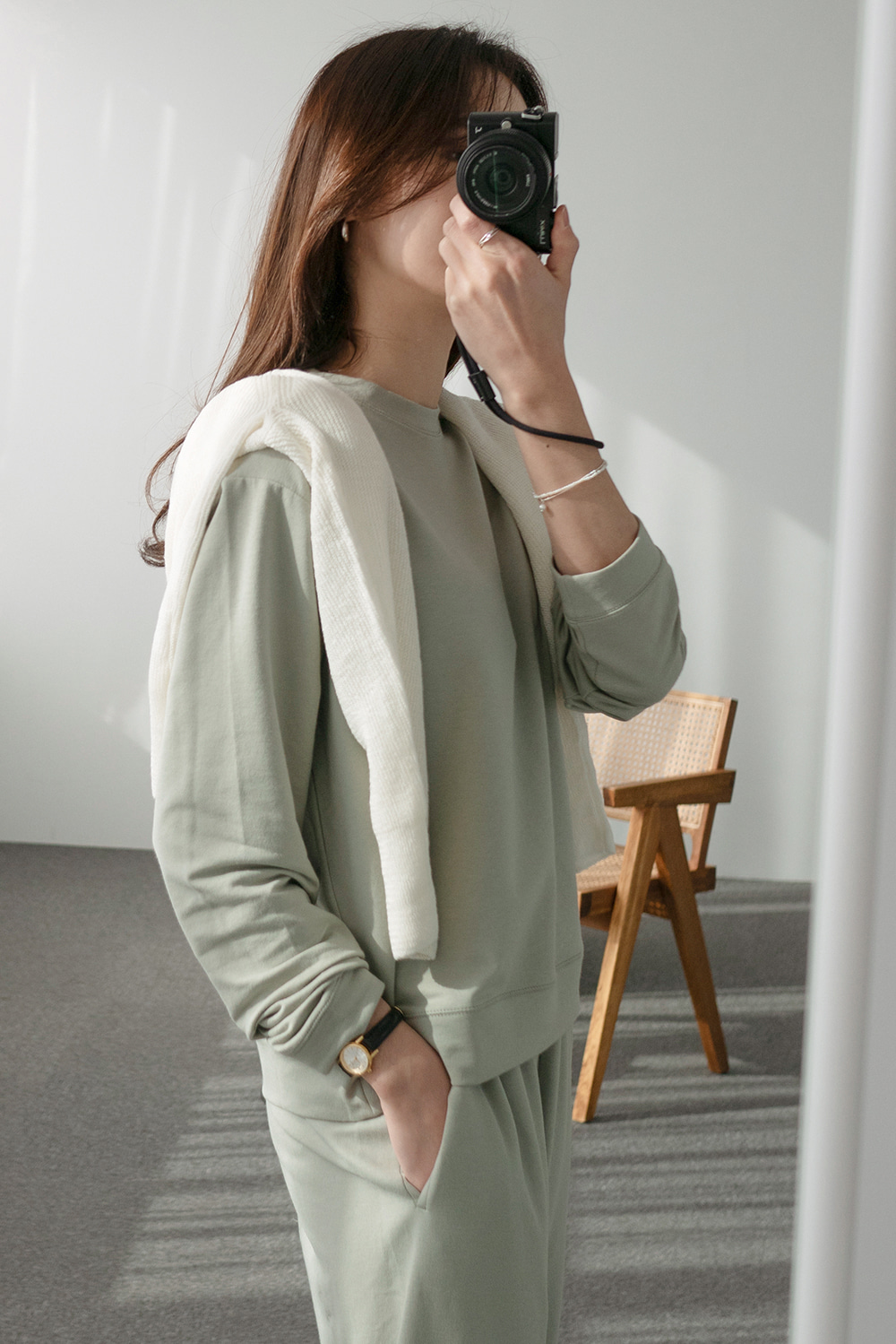 4952_Moss Sweatshirt  [ New Season / 10% DC ] 24일 PM 6 마감