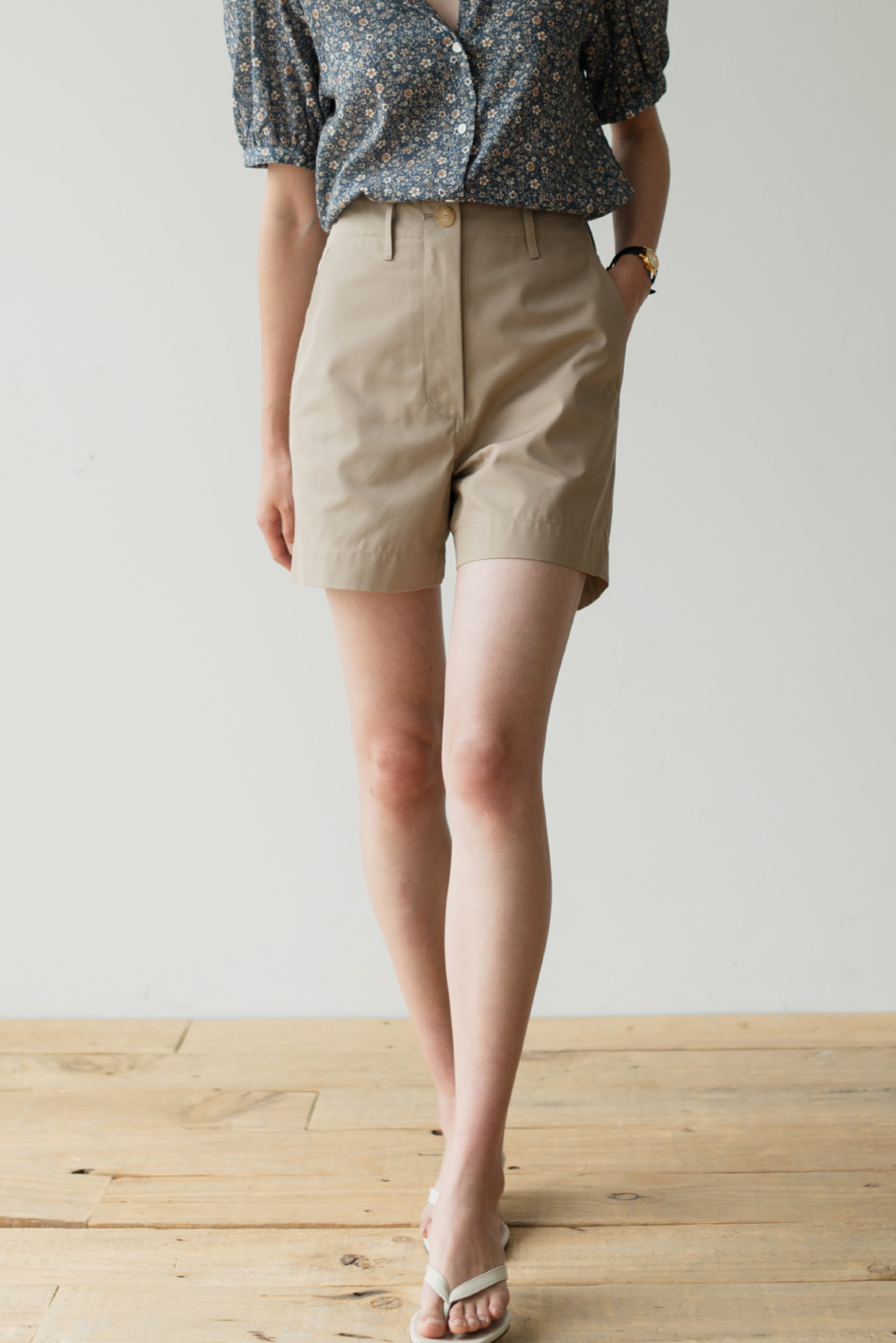 6681_Cotton Shorts