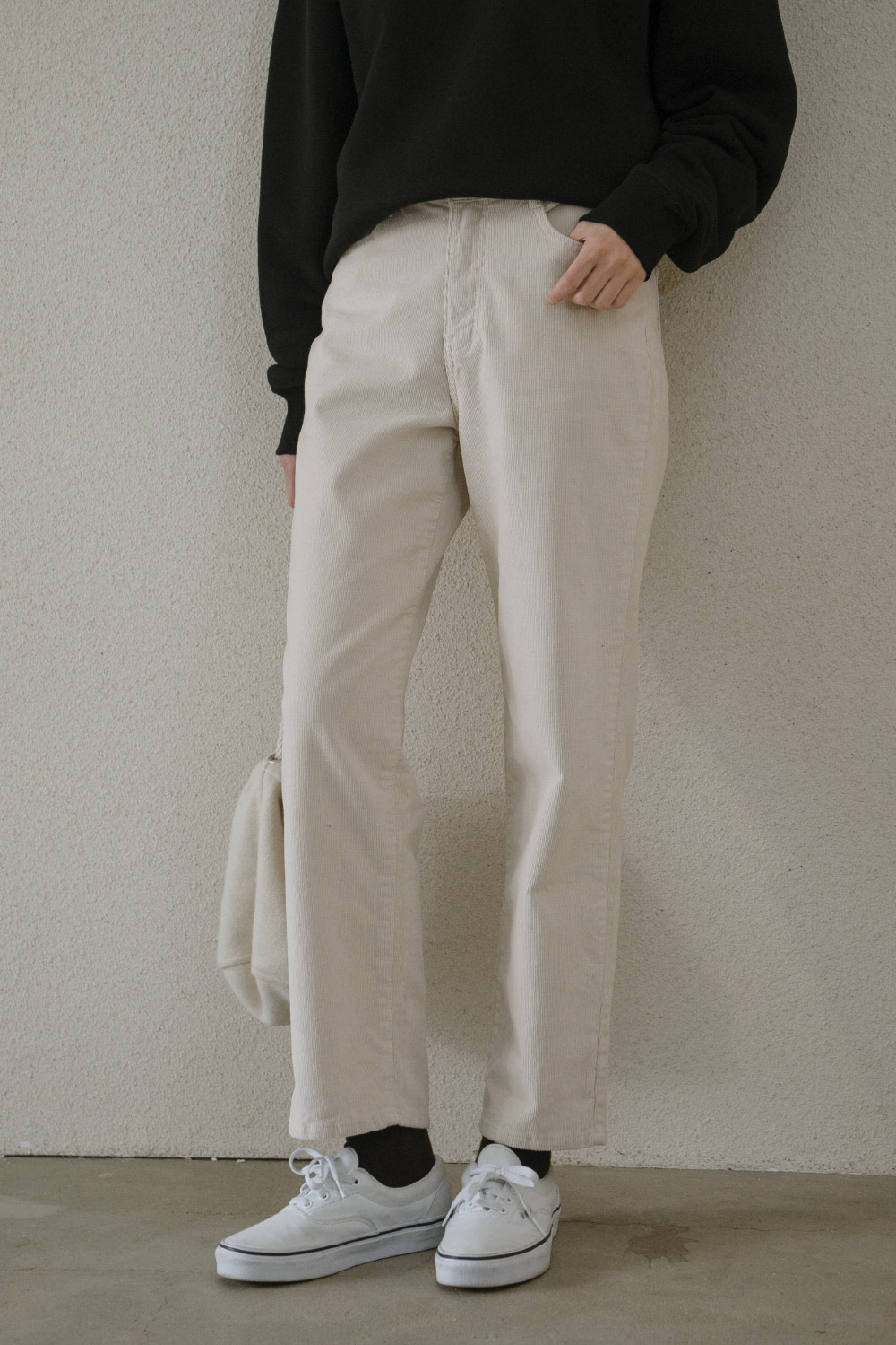 8676_Warm corduroy pants