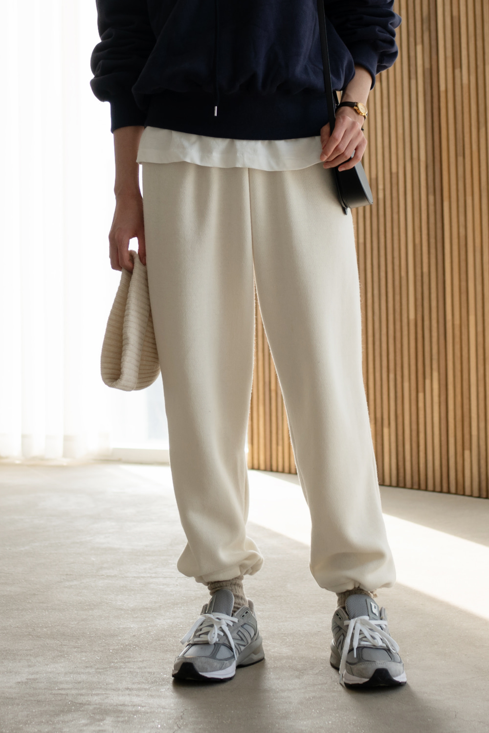 9285_RELAXED JOGGING TROUSERS