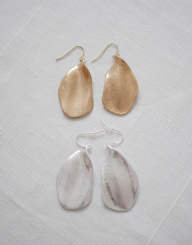 leaf Earrings(한정 40% DC)