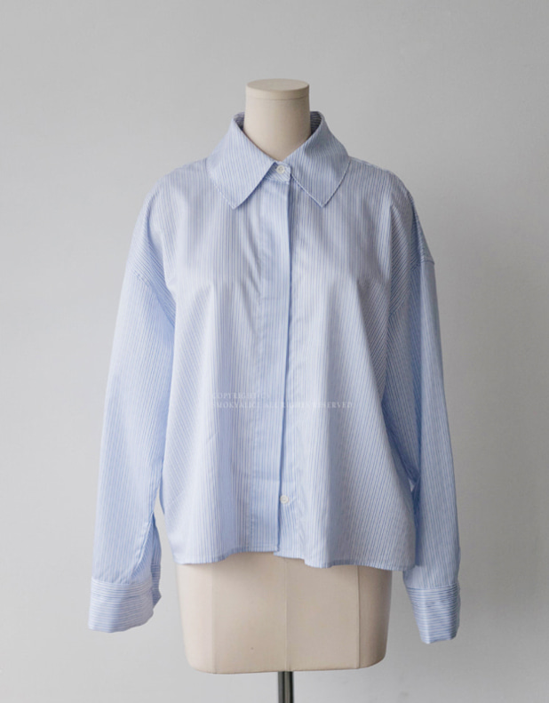 Stripe Volume Shirt