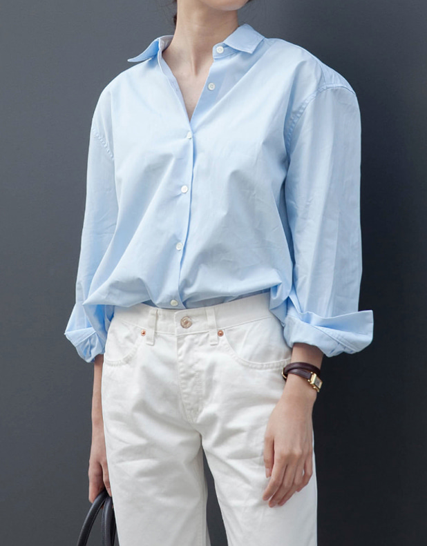 Simple Boxy Shirt