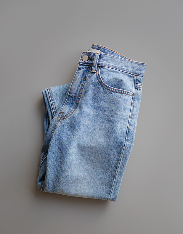 High Rise flare Jean