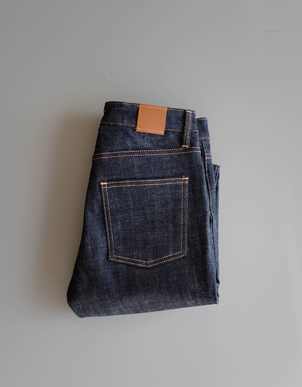 Much Indigo Denim입고지연