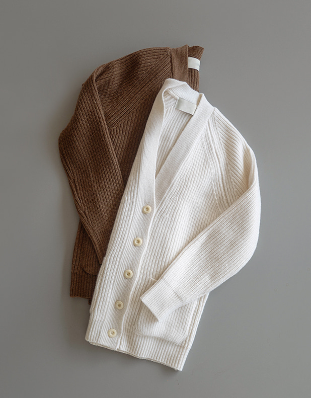 Commo Wool Cardigan(today 5% DC)_26일 pm6시 마감