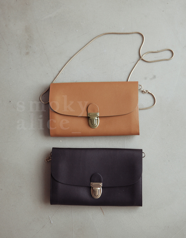 Buckle multi-pouch(4 col )
