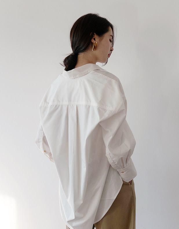 Ovelia Over Shirt
