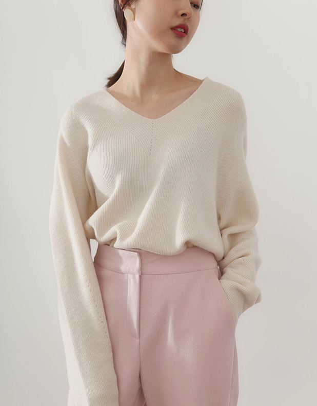 Cashmere Loose_Fit sweater