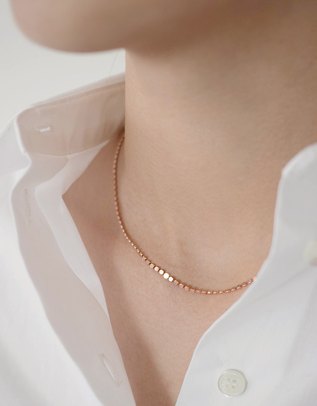 Sara Silver Necklace(today 5% DC)_2일 pm6시 마감