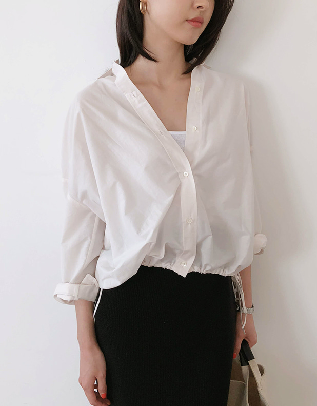 string two-way blouse(리오더중/2주소요)