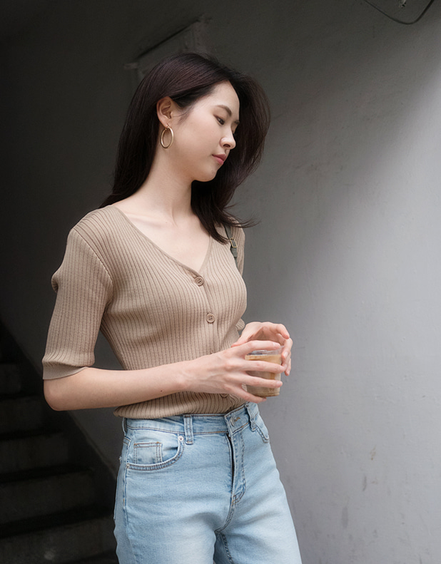 Long Sleeve Golgi Cardigan[입고지연]