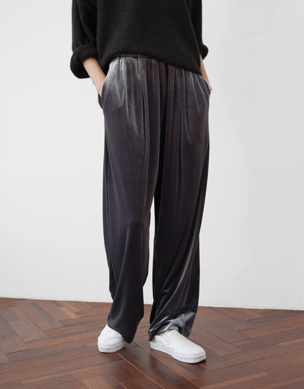 VELVET PANTS[TODAY 5% DC]_20일 pm6시 마감