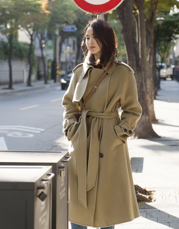 Trench Handmade Coat