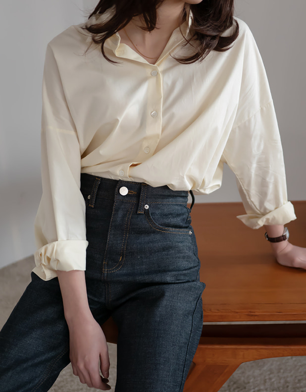 8996_Skin Cotton Shirt