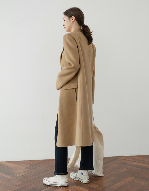 8949_Wool Hand Coat  [ Early Bird 10% DC ]