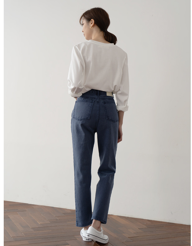 9617_Blue Washed Pants