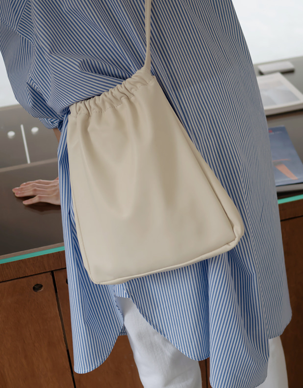 9411_Soft shirring bag