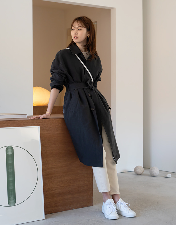 9591_May Single Trench Coat [ SALE 30% DC ]