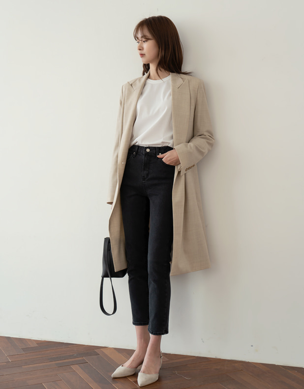 9521_Tailored WOOL Coat [ SALE 30% DC ]