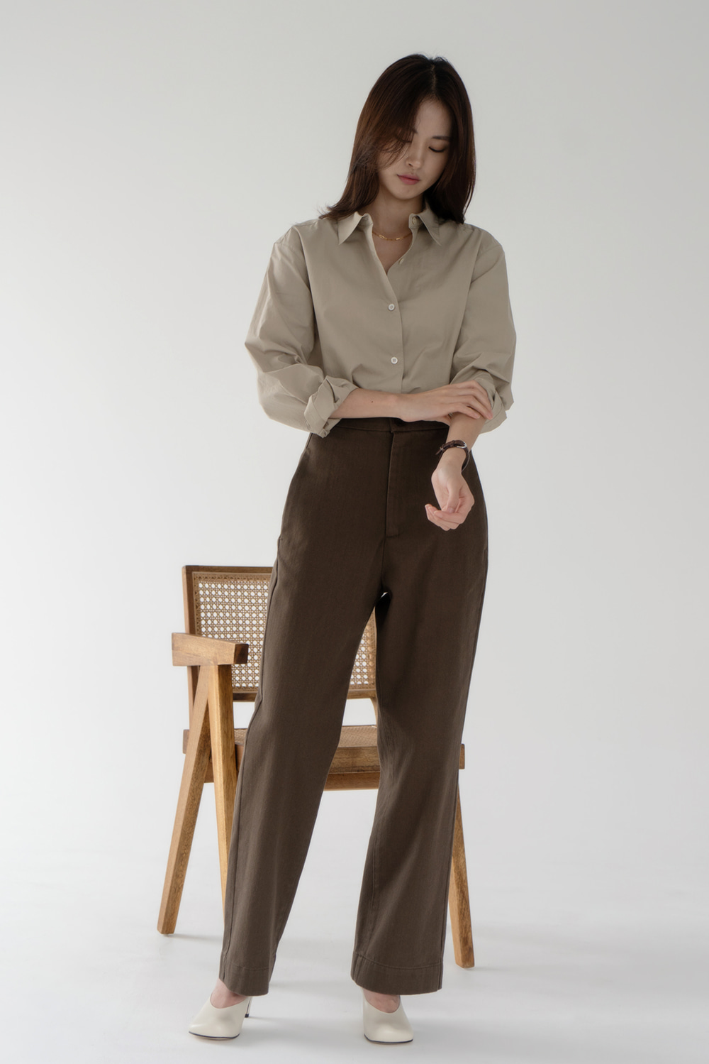 2845_High Wide Pants