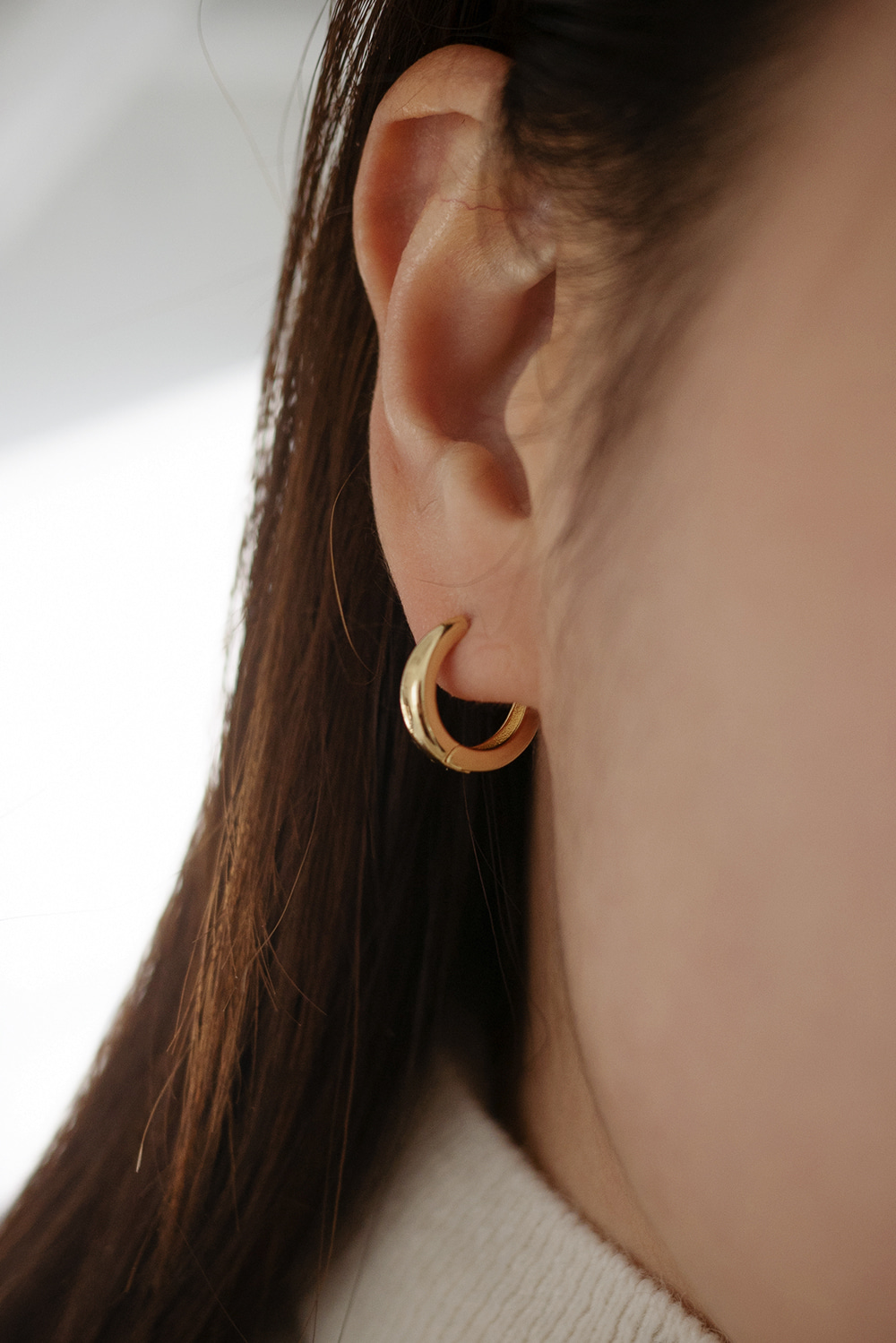 4129_Mini Ring Earring