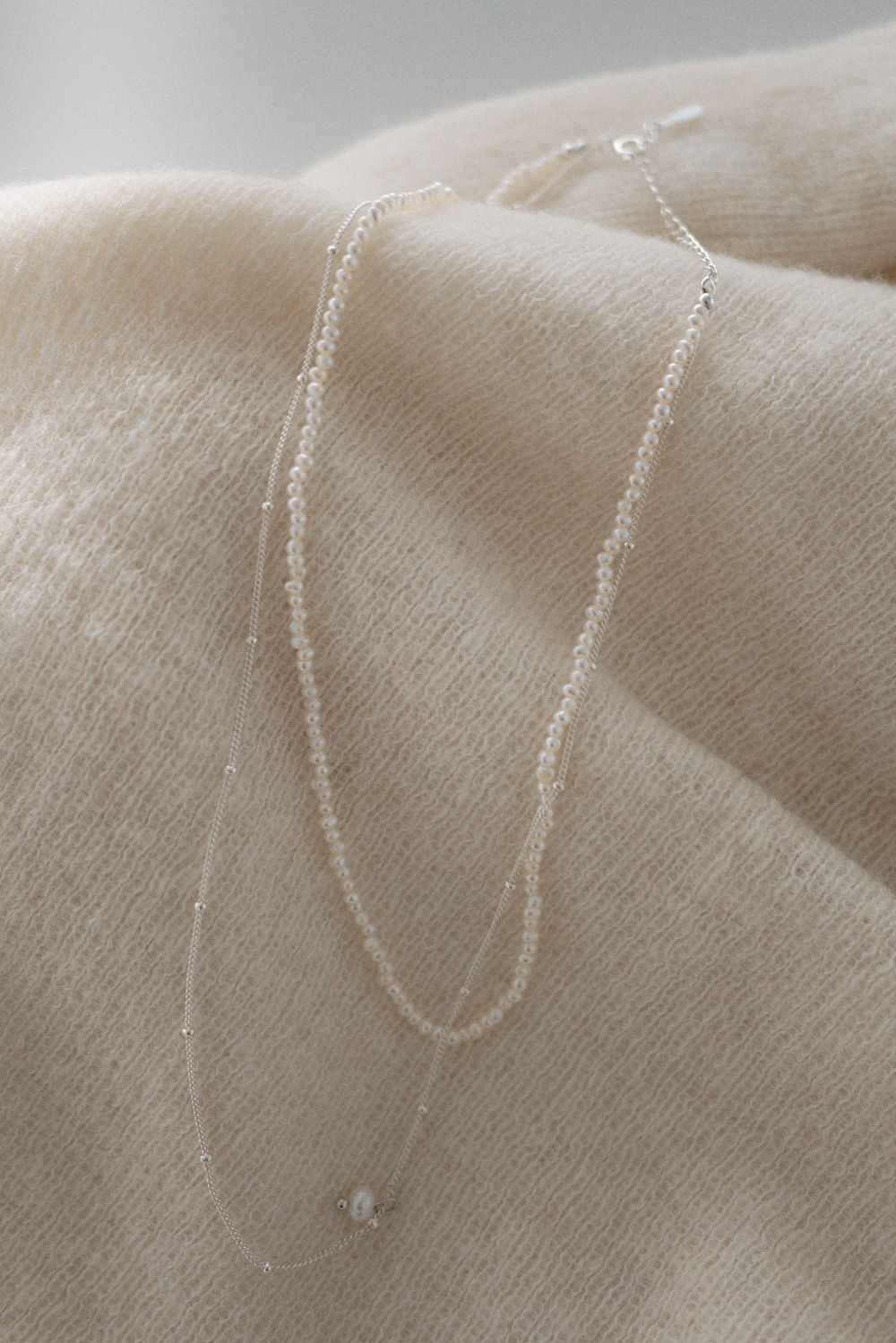 4905_Natural Pearl Necklace