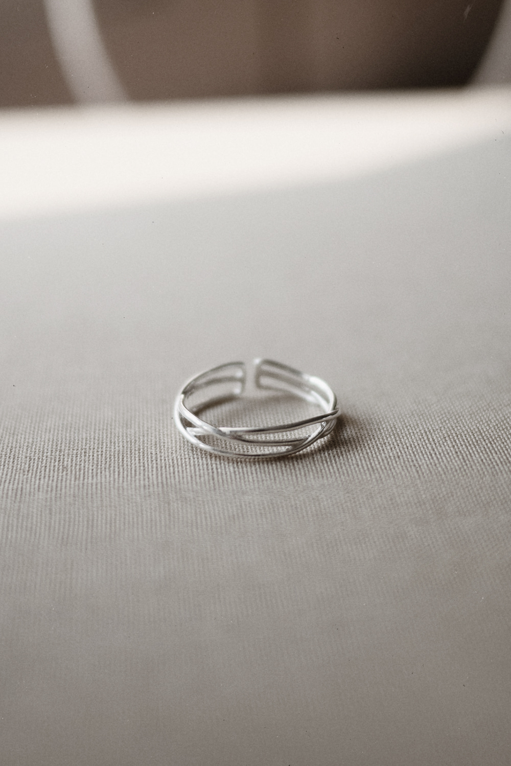 4909_Wave Silver Ring