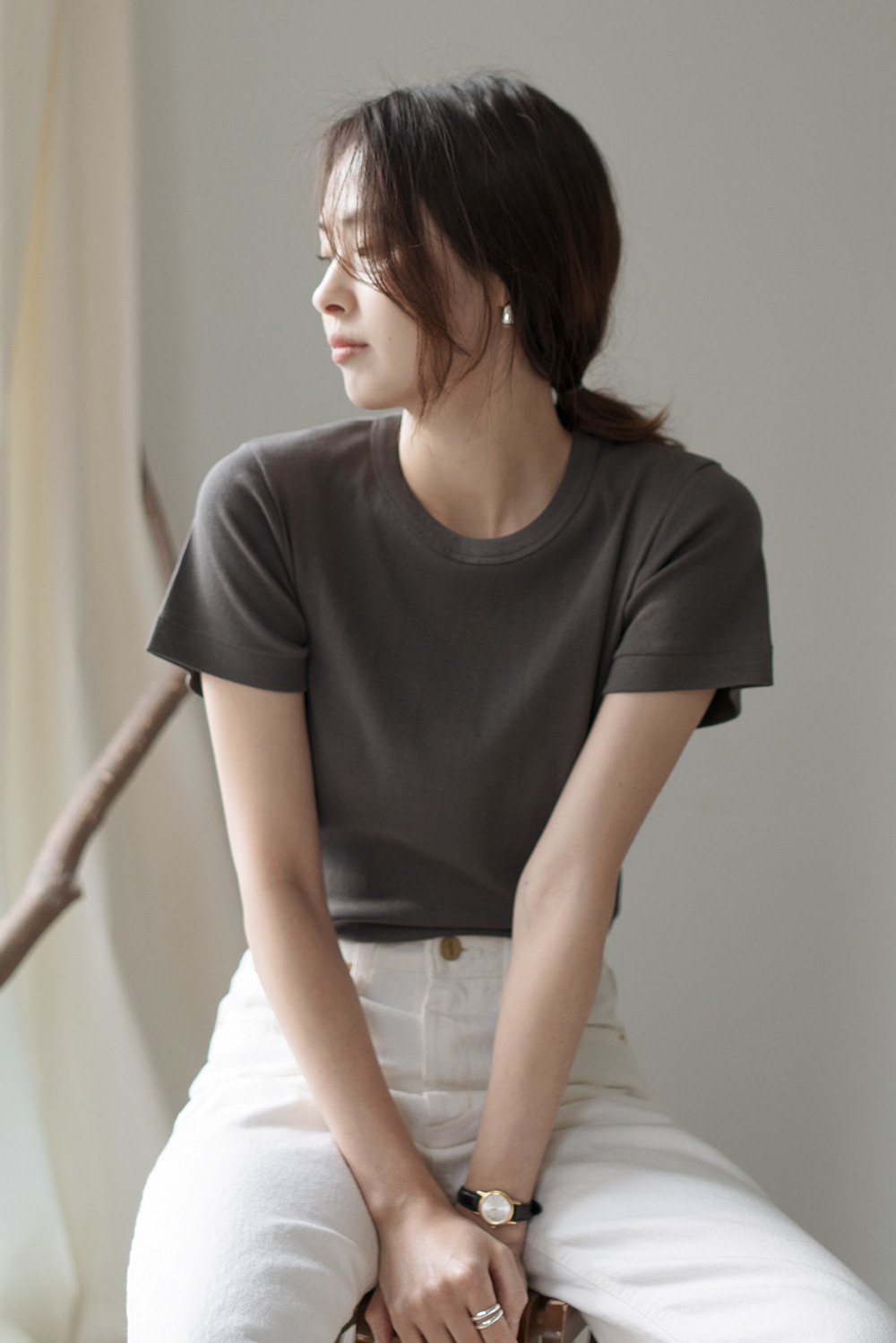 6786_Basic Regular Tee