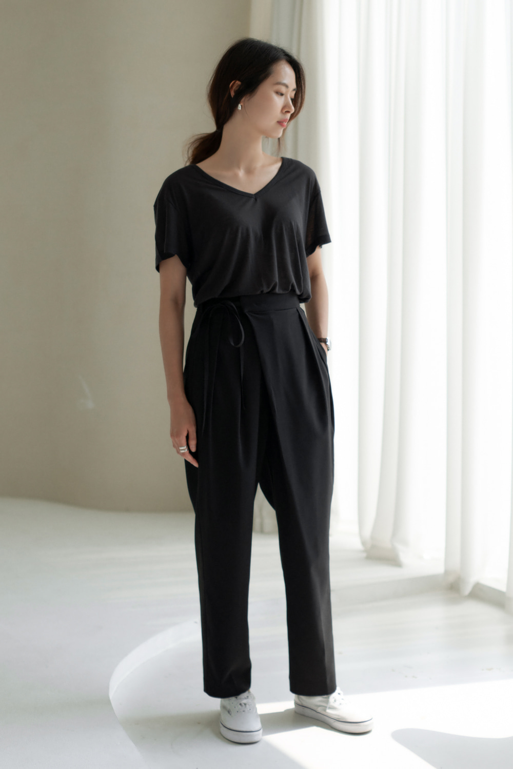 7104_Of Two Tuck Trousers [ New Season / 10% DC ] 15일 PM 6 마감