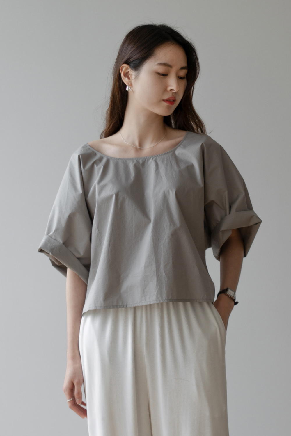7120_Dolce Blouse  [ New Season / 10% DC ] 17일 PM 6 마감