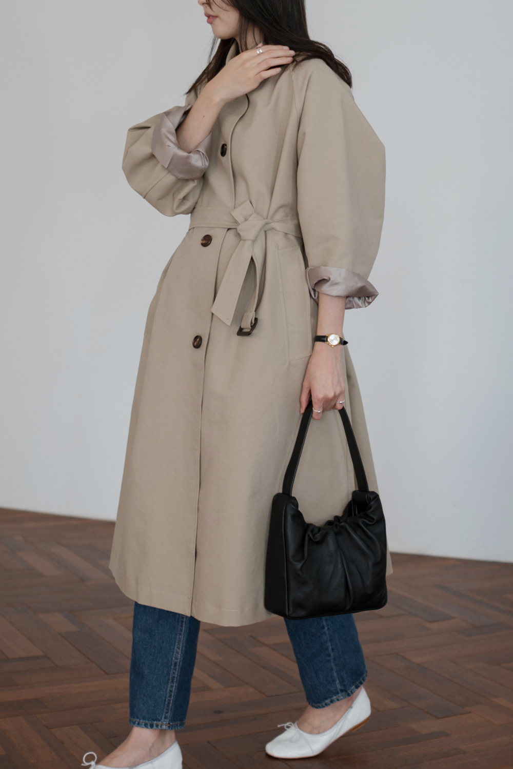 7485_Stay Trench Coat