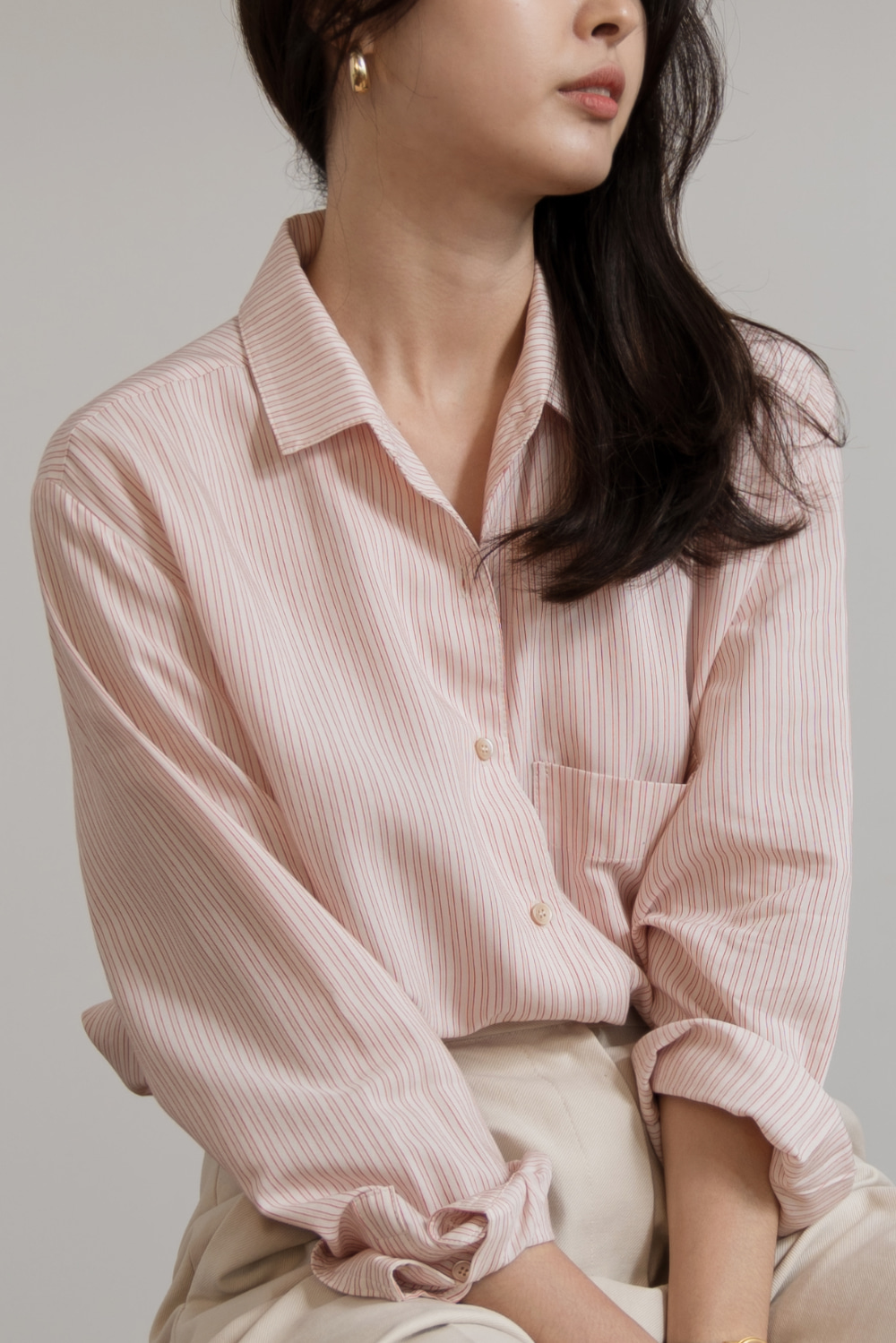 7523_french stripe blouse