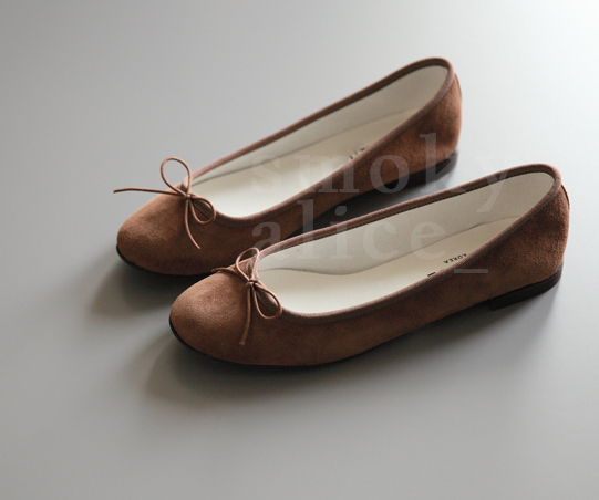 Petto suede flat