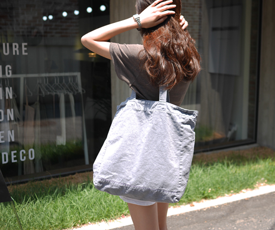 Soft washing bag_Gray