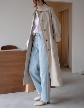 9430_Single Trench Coat [ SALE 20% DC ]