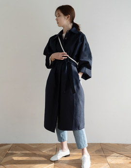 9617_Boxy Trench Coat