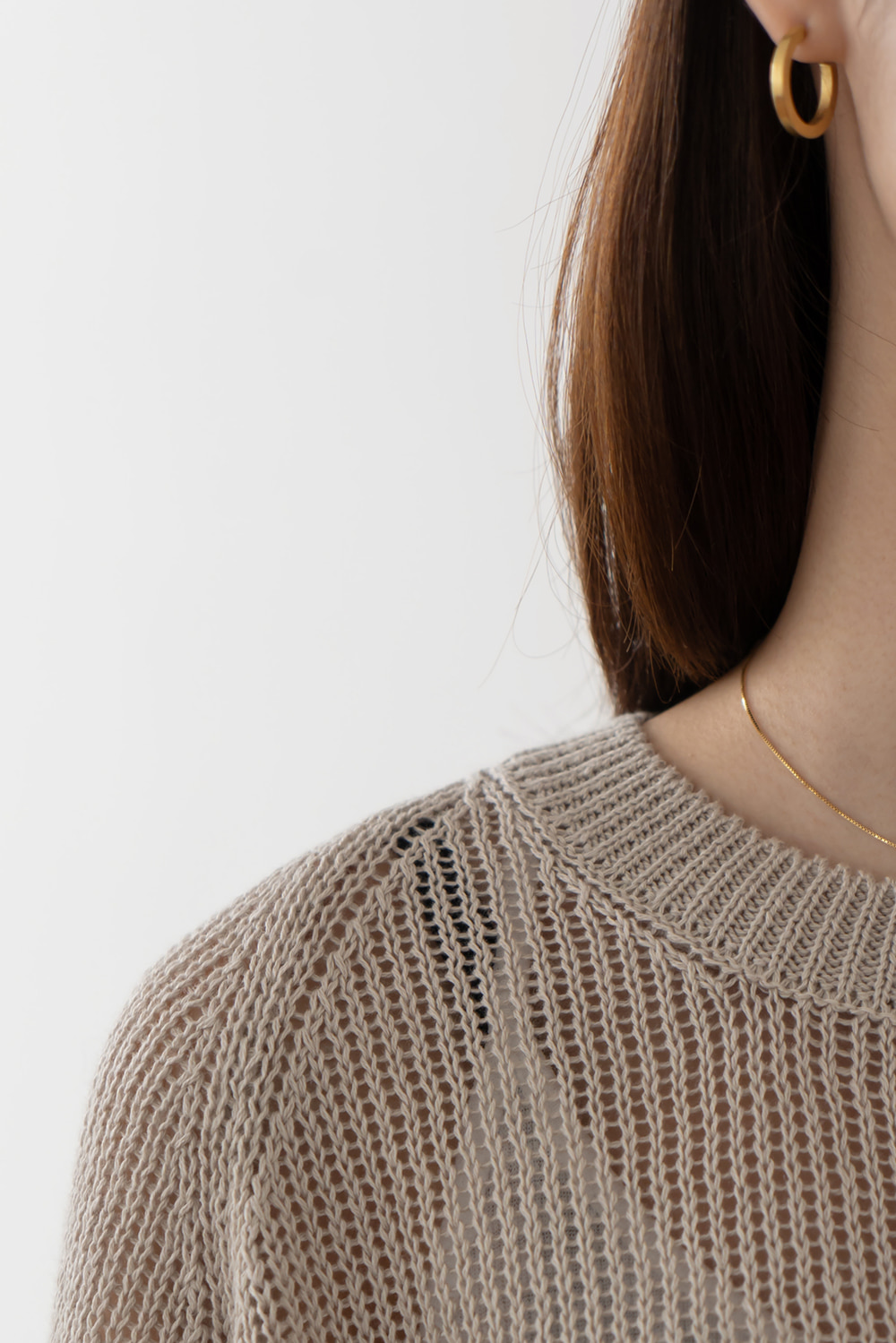 9846_See-through Knit