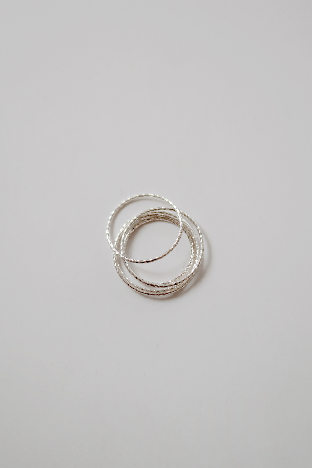 9978_Six silver ring set