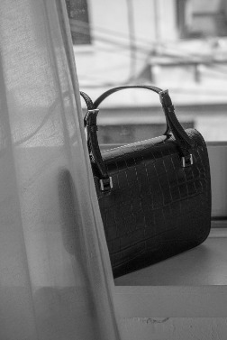 2902_Square Flap Bag