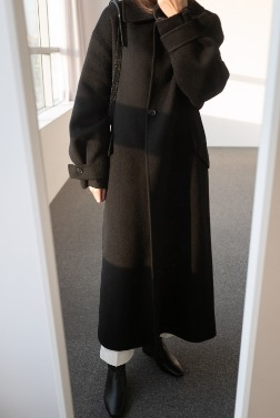 4247_Two-button Hand Coat