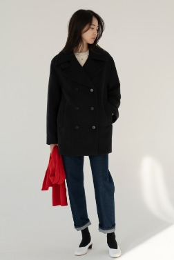 4194_Loose Pea Coat