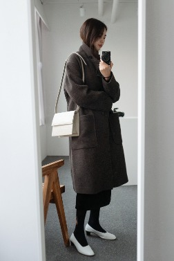 3904_Stay Wool Coat